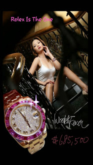 Real Lady's love watch