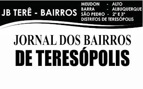 JB TERÊ BAIRROS - Clique aqui e confira as principais notícias do seu bairro.