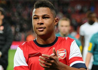 Serge Gnabry memperpanjang kontrak di Arsenal