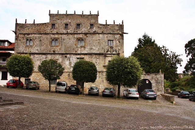 Palacio de los Velarde, Santillana del Mar