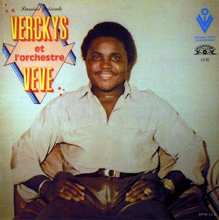 Verckys et l\'Orchestre Vévé -Lassissi présente, EditionsVévé/Sacodis 1979
