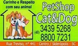 PET SHOP CAT & DOG