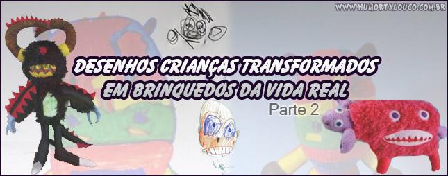 desenhos-criancas-transformados-brinquedos-pelucia-humortalouco