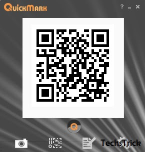 Quick Mark QR Scanner