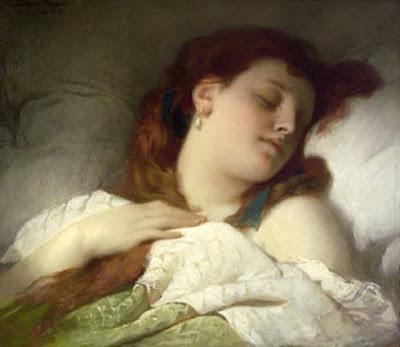 Dona adormida (Sándor Liezen-Mayer)