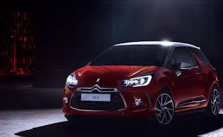 canzone francese citroen ds3