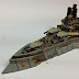 Russian Coalition Borodino Class Battleship