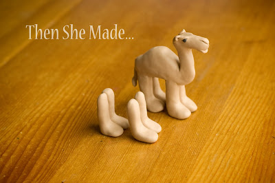 how to make clay models step by step