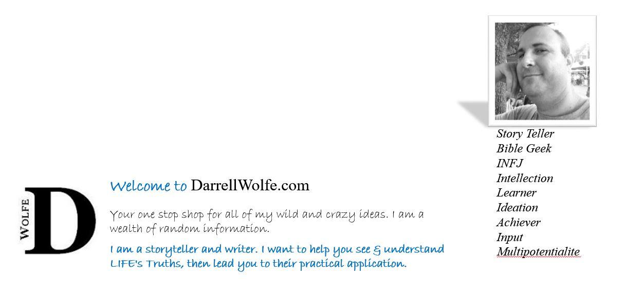 DarrellWolfe.Com