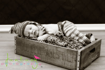 Winston Salem Newborn Baby Photographer - Fantasy Photography