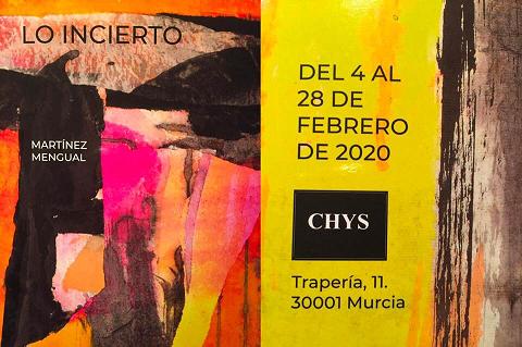 Exposición en Galería Chys