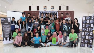 Kumbang Earth Hour Makassar