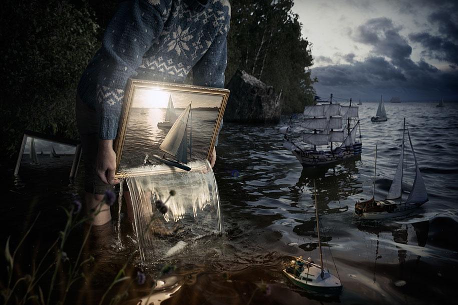 Erik Johansson Creative Photography