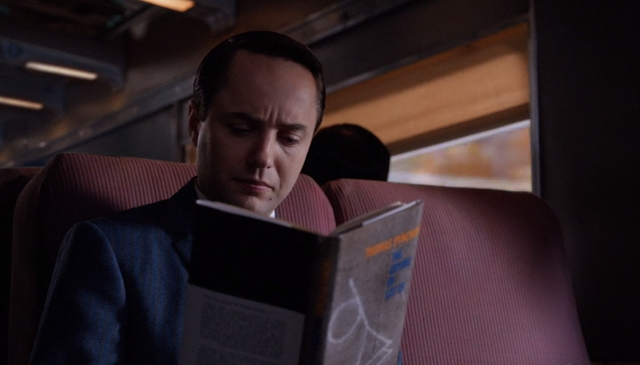 mad men, pynchon, the crying of lot 49, pete campbell,