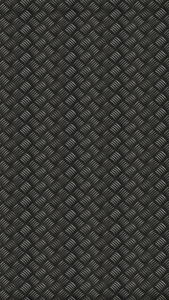 Cool Textured Metal Iphone 5 Wallpapers
