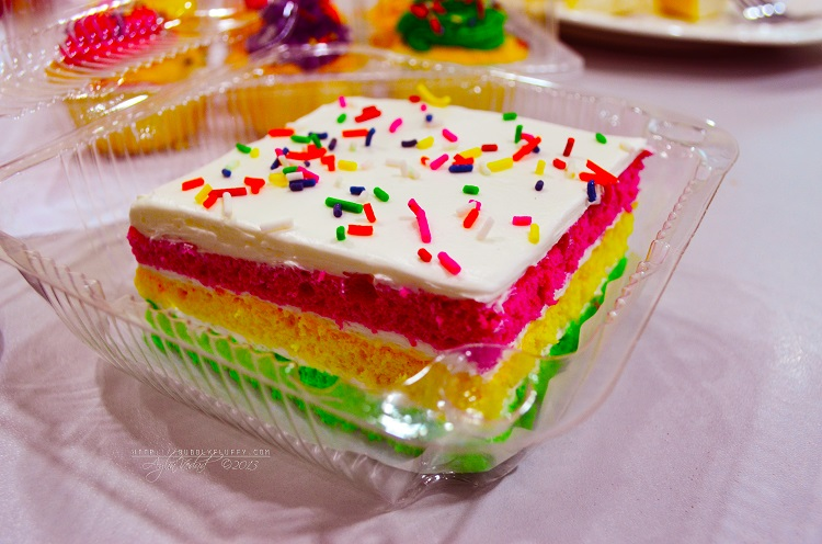 Delicious Colourful and Affordable treats from Julie's Bakeshop