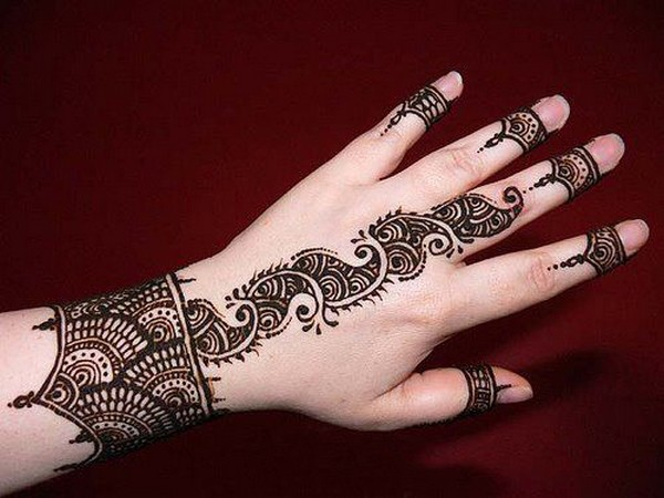 Simple Eid Mehndi Designs 2013 : Eid mehndi designs  pak fashion