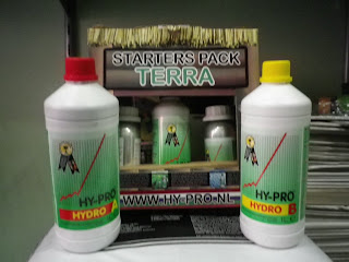 Hy Pro Started Pack Terra