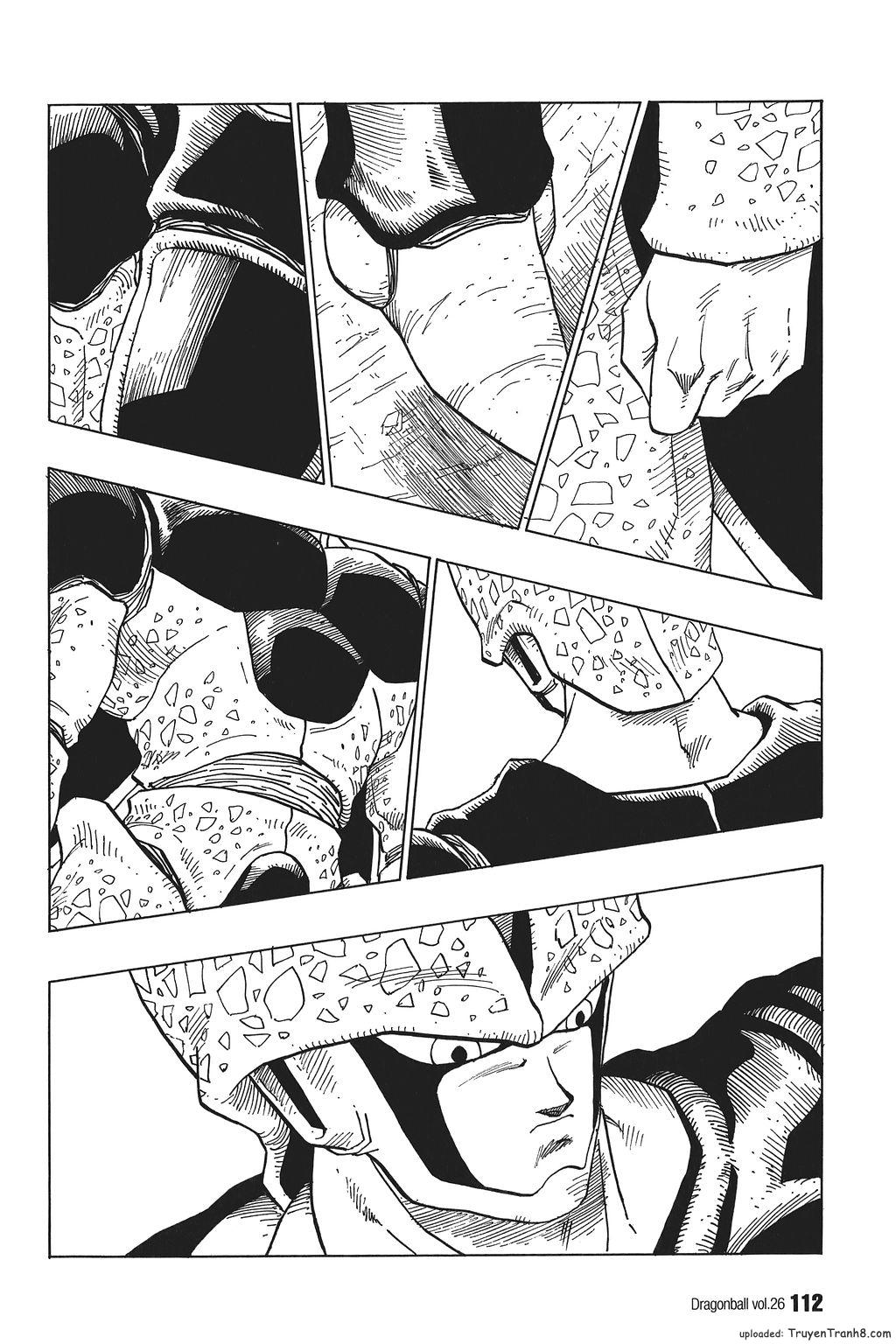 xem truyen moi - Dragon Ball Bản Vip - Bản Đẹp Nguyên Gốc Chap 382