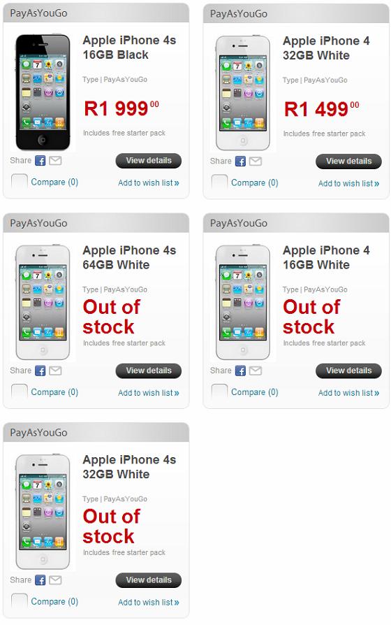 Apple deals at mtn