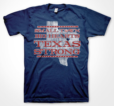 Support West, TX. Victims T-shirt