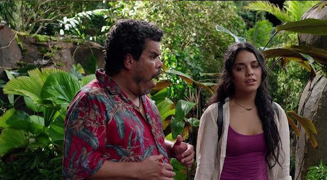 Viaje al centro de la Tierra 2 La Isla Misteriosa 720p HD Español Latino Dual BRRip 2012