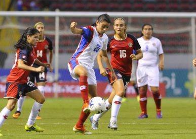 Paraguay sub 20-Costa Rica Sub 20