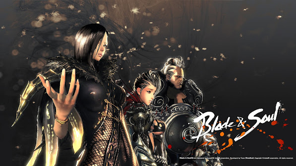 Blade and Soul Anime 4i