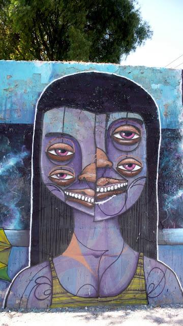 street art in santiago de chile maipú arte callejero by piguan