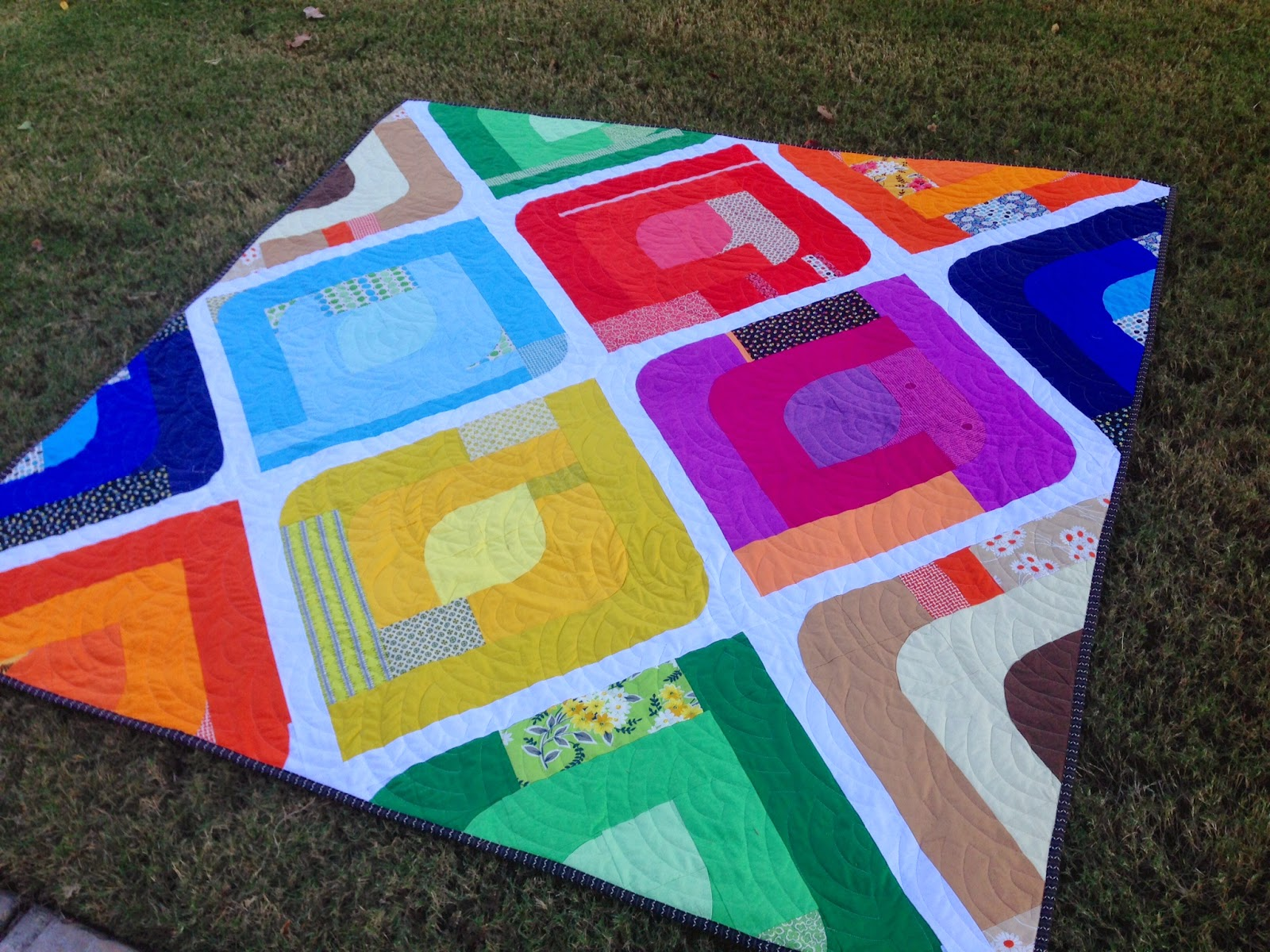 Quilt Dad: Modern Solids Challenge | It's time to vote (and give ... : quilt dad - Adamdwight.com