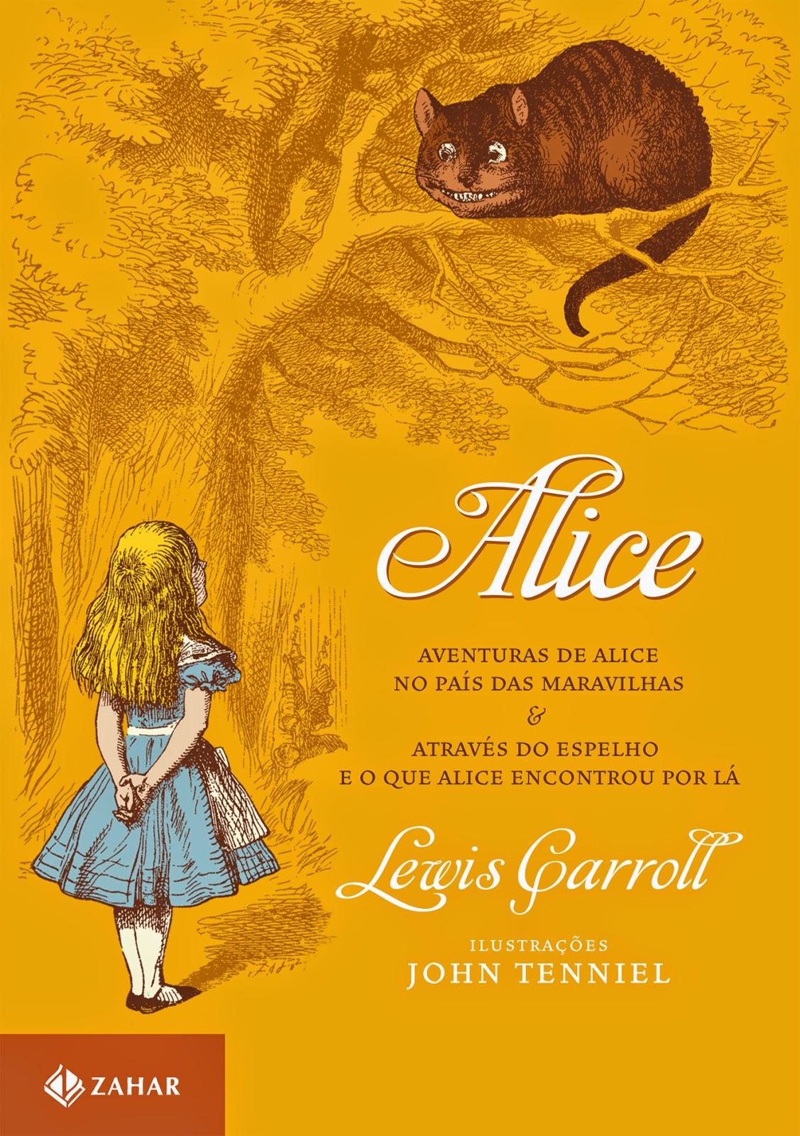 Alice livro zahar