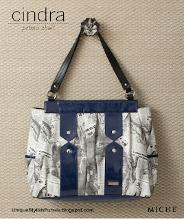Cindra for Prima Bags