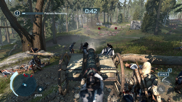 Download Assassin's Creed 3 v1.06 (PC/MulTi2) Repack Pc Game