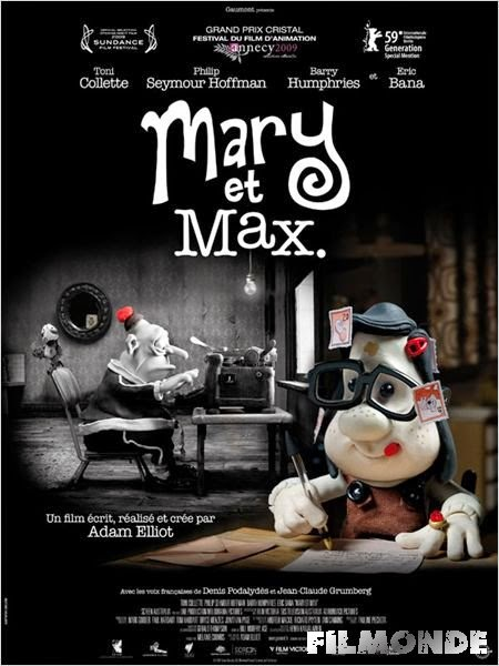 Mary et Max. en streaming