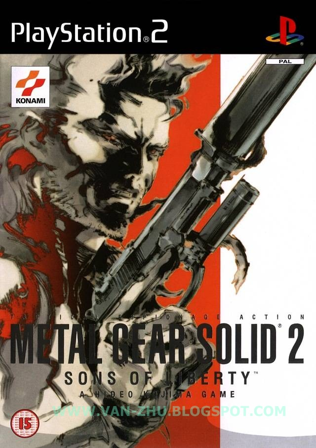 metal gear solid 2 substance pc crack game