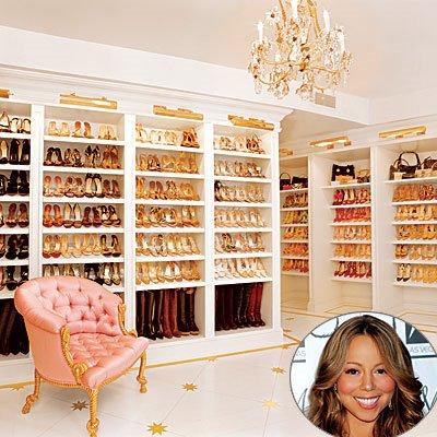 Mariah Carey WardrobeApartment Design