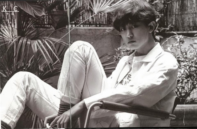 Download Lirik EXODUS Album Photobook : Chanyeol