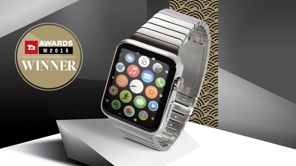Apple Watch - T3 Awards 2015