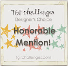 TGIF Challengers #7 Honorable Mention