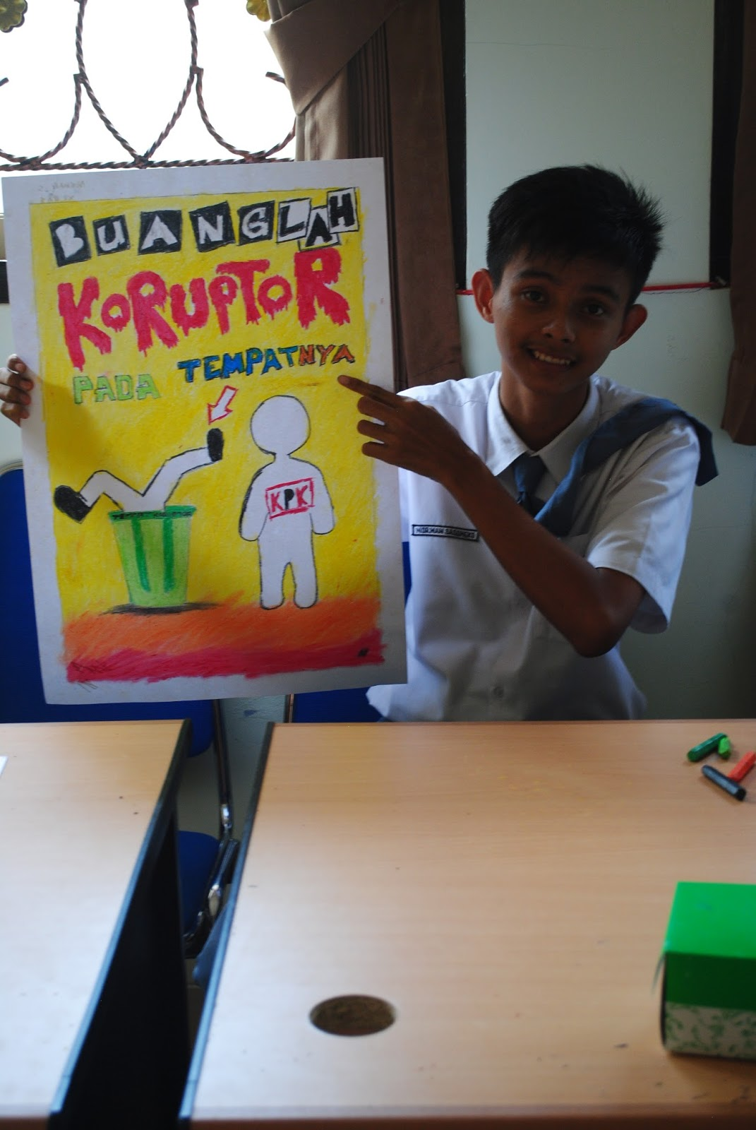 Lomba Membuat Poster