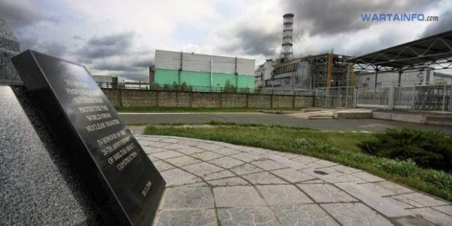 Bencana kecelakaan Nuklir Chernobyl terbesar terburuk terparah di dunia
