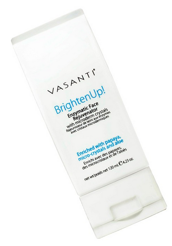 Vasanti_BrightenUp!_Enzymatic_Face_Rejuvenator_face_scrub_review