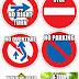 MESTI TENGOK: Contoh-Contoh Road Sign Yang Ada Di Malaysia & Dunia...