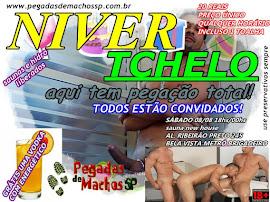 NIVER DO MARCELO NA SAUNA NEW HOUSE 08/08 18HS/00HS  todos estão convidados!