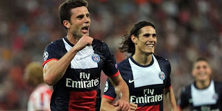 Video Gol Olympiakos vs Paris Saint Germain 18 September 2013