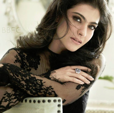 Kajol Devgan's Filmfare inside hot photo shoot gallery