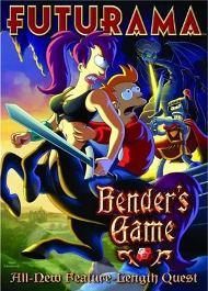 Futurama 3 : El Juego de Bender