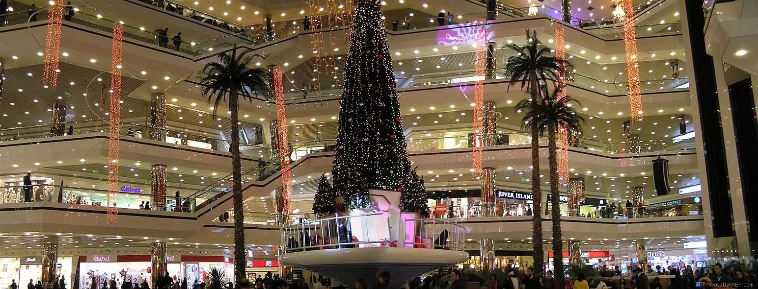 Eshowbiz top 5 biggest malls in the world for Best boutiques in the world