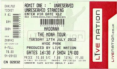 mdna-tour-ticket