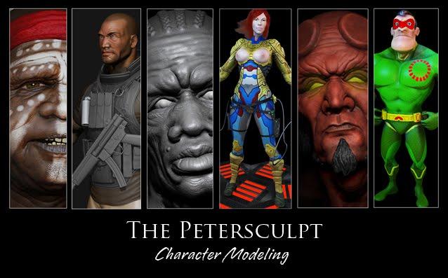 Petersculpt
